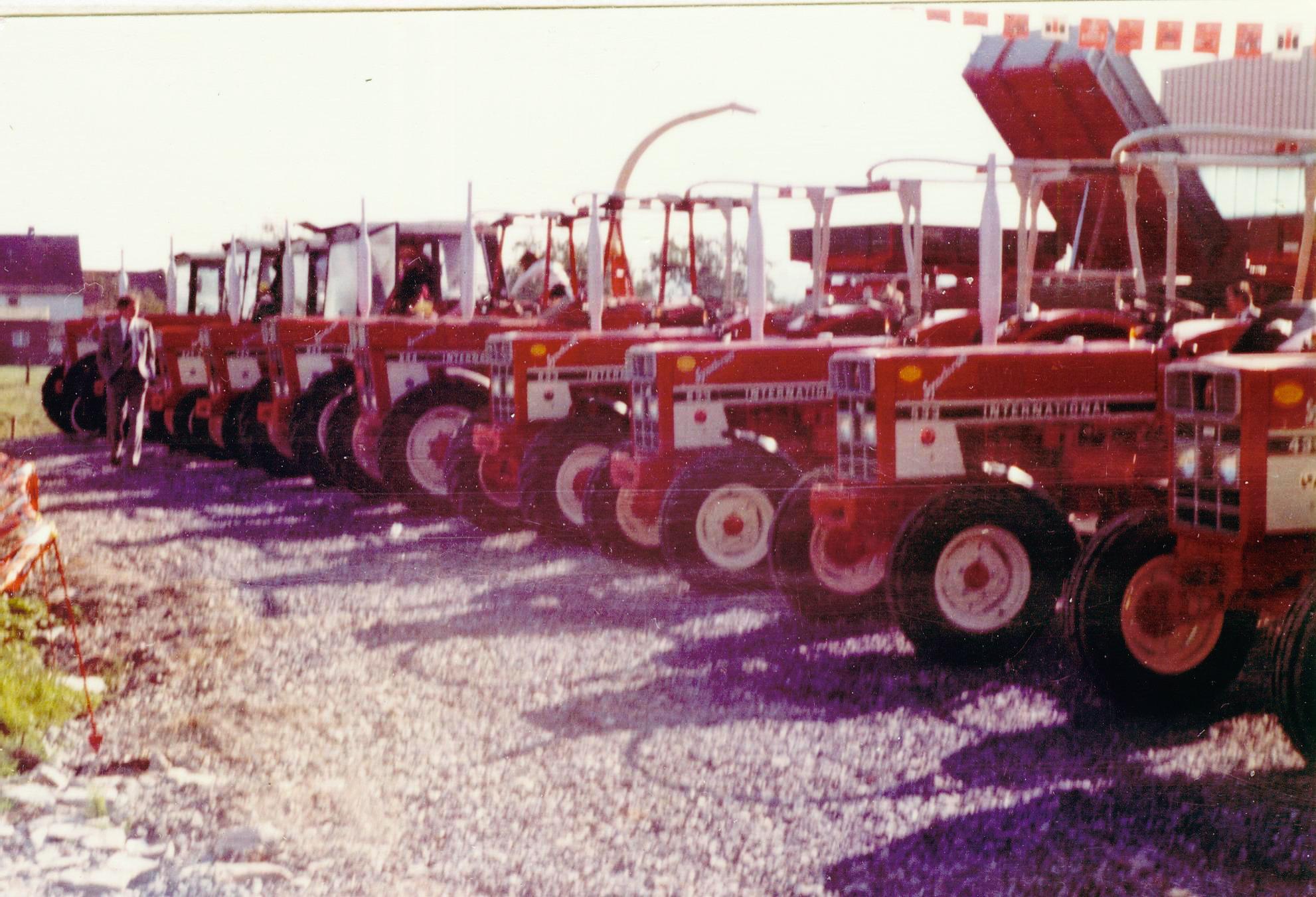 1978 Treckerparade IHC
