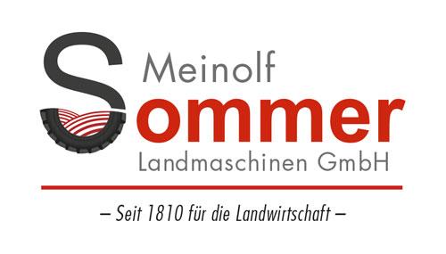 Logo von Meinolf Sommer Landmaschinen GmbH